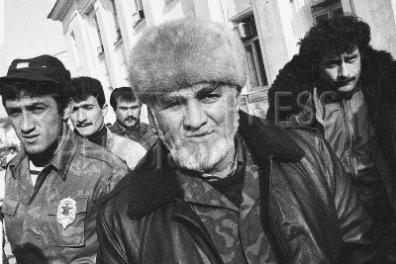 Сангак Сафаров
